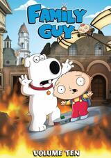 Family Guy - Staffel 10 - Poster