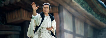Jackie Chan in The Knight of the Shadows