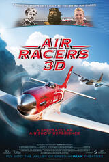 Air Racers 3D - Poster