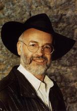 Poster zu Terry Pratchett