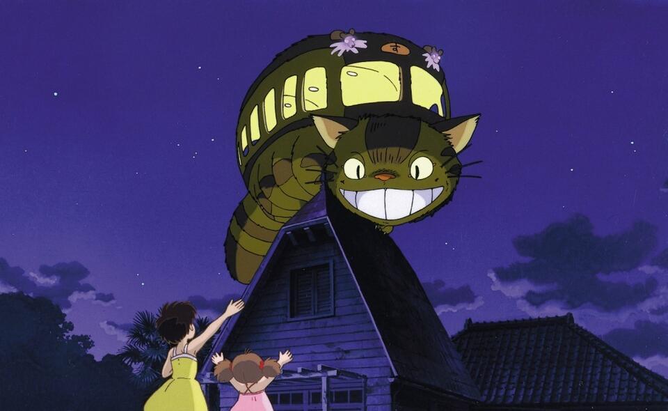 Mein Nachbar Totoro Online Schauen