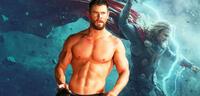 Bild zu:  Chris Hemsworth als Thor