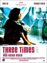 Three Times - Poster