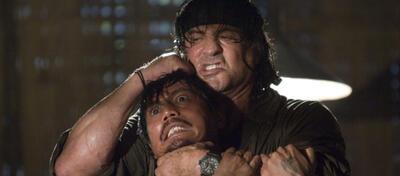 Mehr davon? Nach The Tomb könnte es für Sylvester Stallone mit Rambo 5 weitergehen.