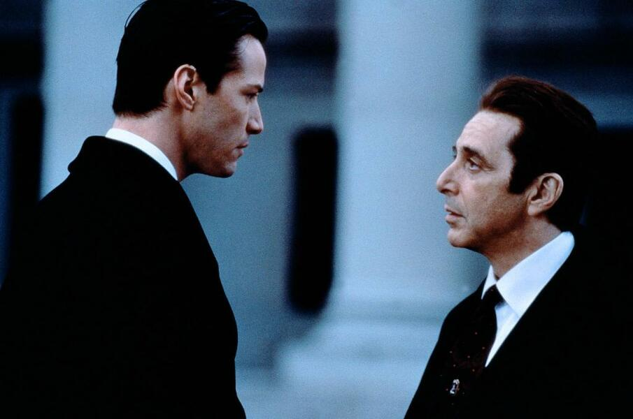 Im Auftrag des Teufels mit Al Pacino und Keanu Reeves