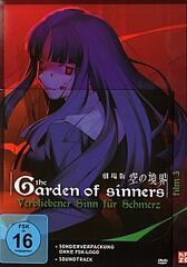 Garden of Sinners - Verbliebener Sinn für Schmerz