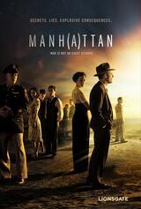 Manhattan - Staffel 2 - Poster