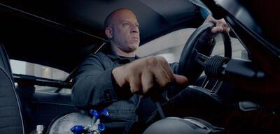 Vin Diesel in den Fast & Furious-Filmen