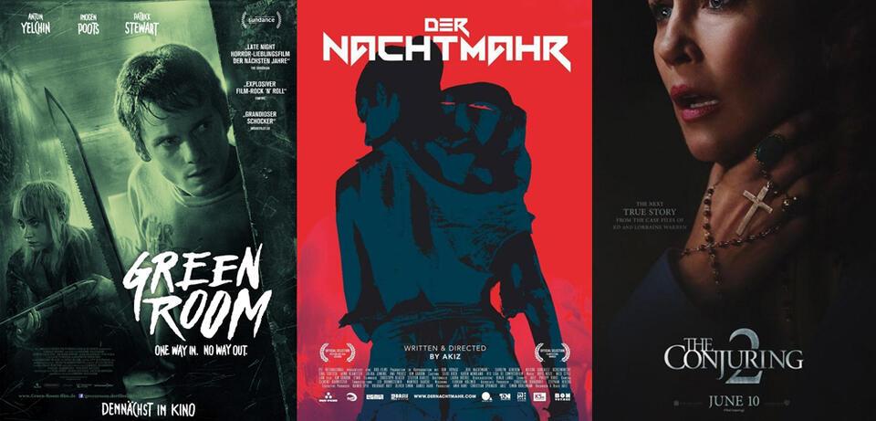 Die besten Horrorfilme 2016
