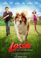 Lassie - Eine abenteuerliche Reise - Poster