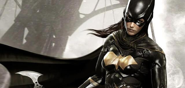 Batgirl in Arkham Knight