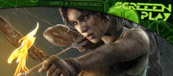 Die neue Lara Croft