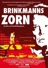 Brinkmanns Zorn - Poster