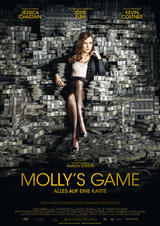 Molly's Game - Poster