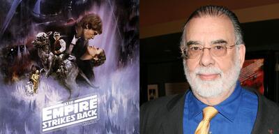 So viel Star Wars hätte es für Francis Ford Coppola gar nicht sein müssen