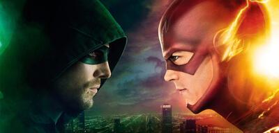 The Flash und Arrow