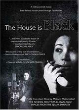 Das Haus ist schwarz - Poster