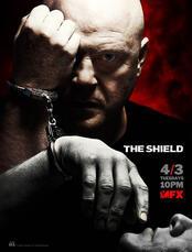 The Shield - Gesetz der Gewalt - Poster