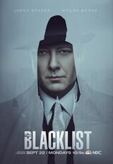 The Blacklist - Staffel 2 - Poster