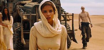Zoë Kravitz in Mad Max: Fury Road