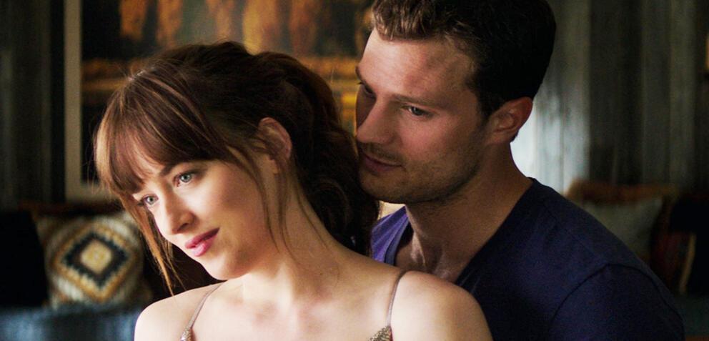 Fifty Shades of Grey 3 - Befreite Lust:Jamie Dornan und Dakota Johnson