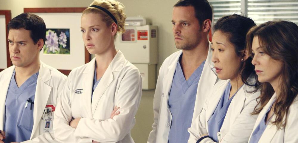 Netflix Greys Anatomy Staffel 14