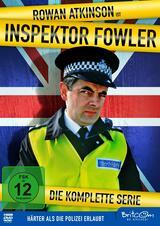 Inspektor Fowler - Poster