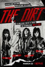 The Dirt: Sie wollten Sex, Drugs & Rock'n'Roll - Poster
