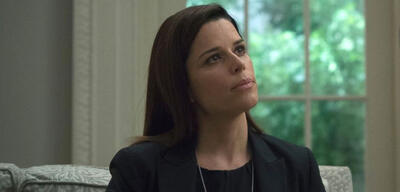 Neve Campbell in House of Cards