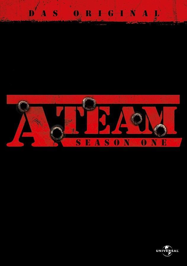 Das A-Team - Staffel 1