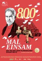 800 Mal Einsam - Ein Tag mit dem Filmemacher Edgar Reitz