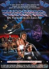 Metalstorm - Die Vernichtung des Jared-Syn - Poster