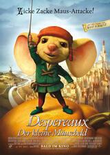 Despereaux - Der kleine Mäuseheld - Poster