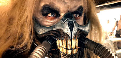 Der wahrlich furchterregende Immortan Joe in Mad Max: Fury Road