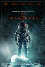 5th Passenger - Poster