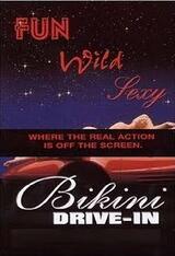 Bikini Drive-In - Poster