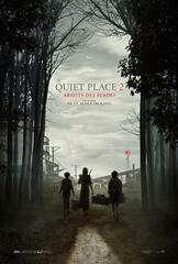 Das Poster zu A Quiet Place 2