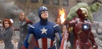 Bild zu:  The Avengers
