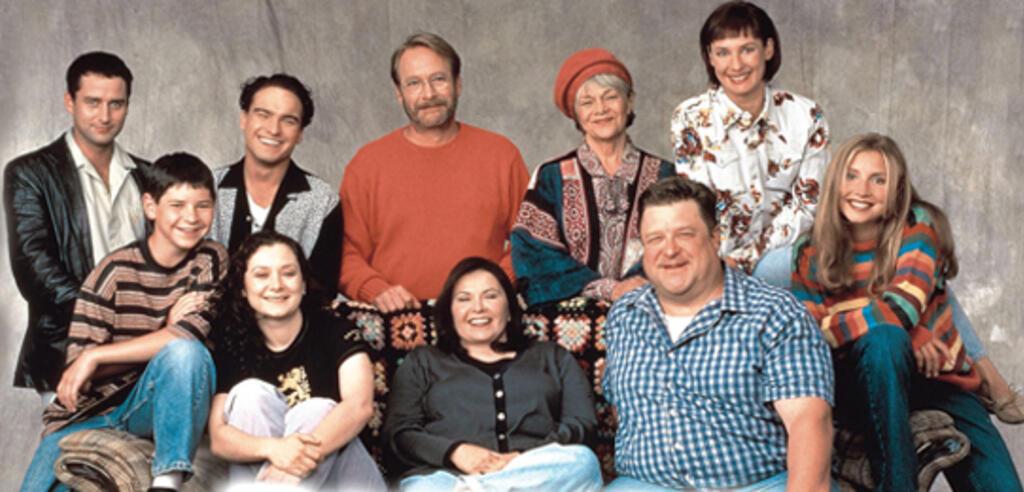 Mein Herz für Serie geht an die liebenswerte Familie Conner