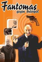 Fantomas gegen Interpol Poster