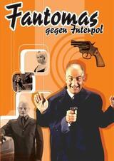 Fantomas gegen Interpol - Poster