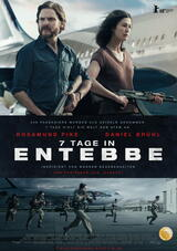 7 Tage in Entebbe - Poster