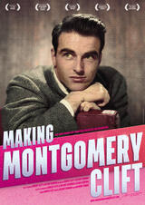 Making Montgomery Clift - Poster