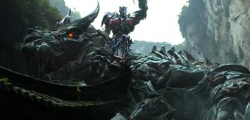 Bild zu:  Dinobots in Transformers 4