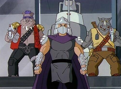 Teenage Mutant Hero Turtles - Staffel 6