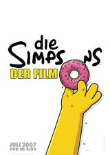 Die Simpsons - Der Film - Poster