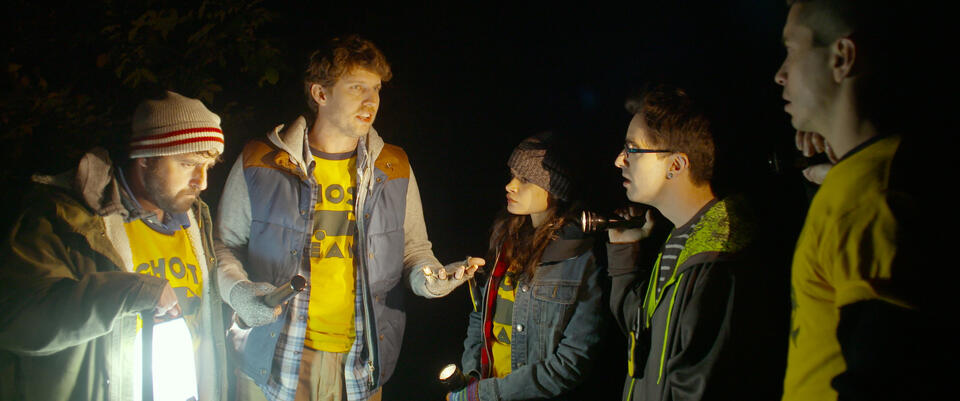 Ghost Team mit David Krumholtz