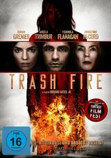 Trash Fire - Poster