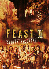 Feast II: Sloppy Seconds - Poster