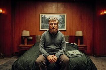 Tim Key als Gus in The End of the F***ing World